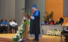 La UJA rinde homenaje a su primer rector con una sala