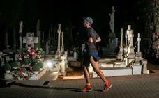 A toda marcha por el Cementerio