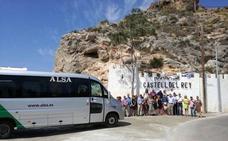 Castell del Rey ya tiene bus