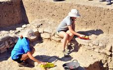 Las excavaciones en Cástulo arrojan más luz sobre el paso de los íberos
