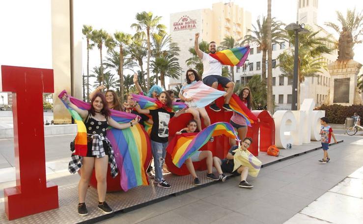 Almería celebra un Orgullo muy reivindicativo