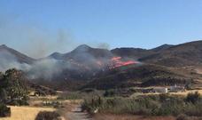 Amigos del Parque quiere que se investigue si hay responsabilidad penal en el incendio de Cabo de Gata