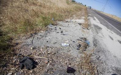Cuatro rumanos mueren en un choque frontal de dos vehículos en Toledo