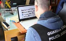 Granada, salpicada por un caso de pornografía infantil que deja 27 detenidos