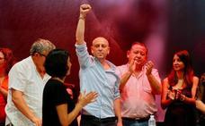 Ernesto Alba, elegido nuevo secretario general del Partido Comunista de Andalucía