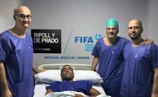 Bruno Soriano sufre otra operación