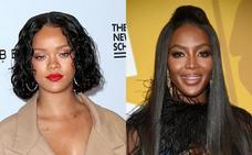 ¿Se pelearon Naomi Campbell y Rihanna por el magnate saudí?