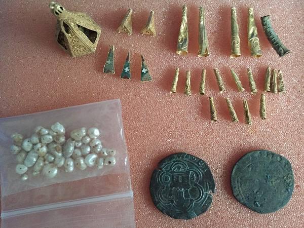Importante yacimiento arqueológico nazarí en la Costa de Granada