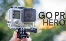 La espectacular cámara GoPro que puede ser tuya a mitad de precio
