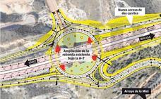 El esperado acceso a Arroyo de la Miel arranca con un plazo de ejecución de un año y medio