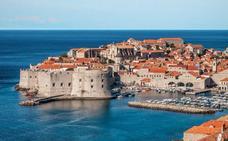 Dubrovnik, la fortaleza del Adriático