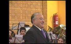 La Asociación Musical Exoche de Órgiva rendirá un homenaje póstumo al que fuera su profesor Antonio Pérez Barrera