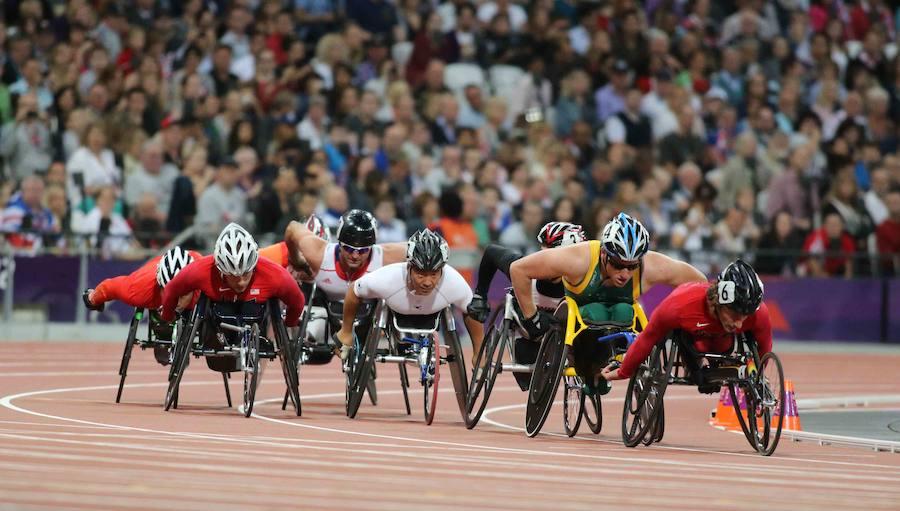 Los campeones paraolímpicos de Río 2016 lideran el equipo español