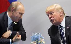 Putin dice que Trump es «muy diferente» a cómo sale en televisión