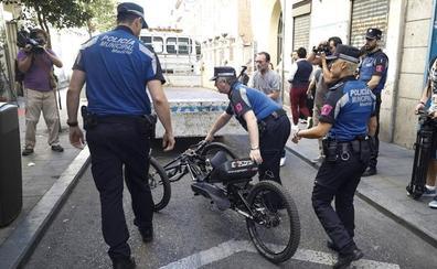 Detenido el ladrón de la bicicleta 'paralímpica'