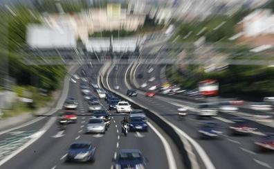 Detenido por circular a 243 kilómetros por hora en Salamanca