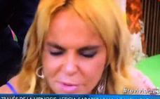 Leticia Sabater incendia la Red con su última aparición en 'Sálvame'