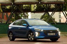 Hyundai Ioniq, híbrido y enchufable