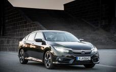 Honda Civic Sedán, desde 23.100 euros