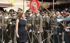 """""""Los éxitos de las FAS redundan en la libertad y la defensa de España"""""""