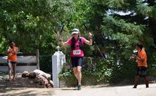 La noruega Therese Falk: tres etapas, tres victorias en la Al Andalus Ultimate Trail
