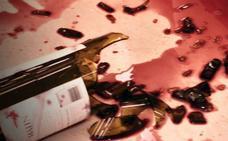 Tres años de cárcel por partirle una botella de vino en la cabeza a su hermano