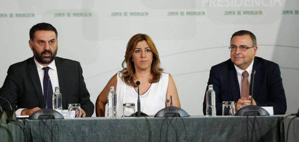 Susana Díaz promete al sector no instaurar una tasa turística autonómica