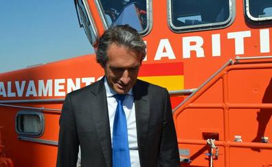 De la Serna anuncia 365,5 millones en la línea tren Almería-Granada