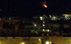 Dos incendios entre el Fargue y Víznar agitan la noche granadina