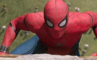 'Spider-man: Homecoming' se abre paso entre los escasos estrenos de la semana