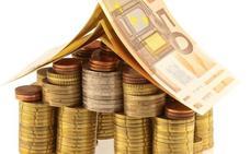 Las hipotecas sobre viviendas suben en mayo un 38% en Jaén
