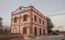 Las obras del soterramiento obligan a una remodelación integral de la antigua estación de Huércal-Viator