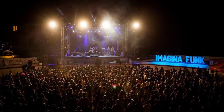 El festival con más 'groove' de Andalucía