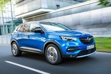 Opel Grandland X, avisa de la fatiga del conductor