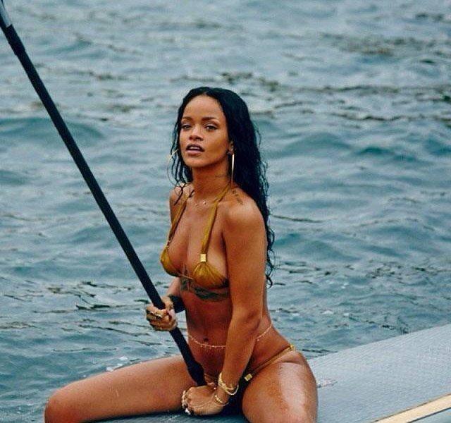 Las mejores fotos de Rihanna