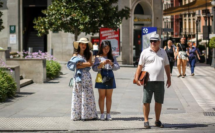 Granada estará este jueves en alerta amarilla por el calor