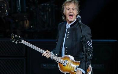 Paul McCartney toca la batería en el nuevo disco de Foo Fighters