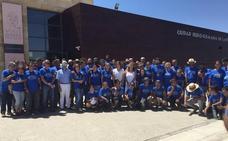 La Junta aplaude la labor del centenar de voluntarios y grupos de trabajo que intervienen en el yacimiento de Cástulo