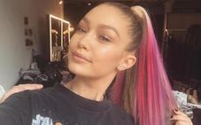 El pelo de unicornio que triunfa este verano