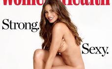 El desnudo integral de Sofía Vergara para 'Women's Health'