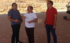 Diputación destina 257.000 euros a la ejecución de un espacio cubierto en el ferial de Arjonilla