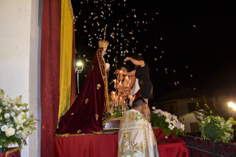 La Virgen de los Dolores, alcaldesa perpetua de Arenas del Rey