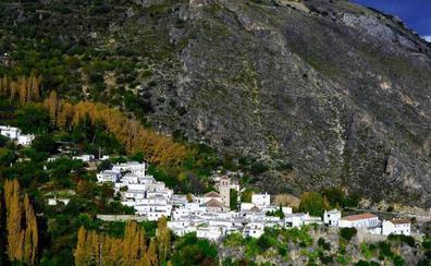Los caminos medievales de la Alpujarra atraen cada año a miles de senderistas