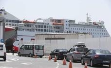 El puerto de Motril pierde más del 30% de viajeros en la Operación Paso del Estrecho