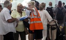 «Última oportunidad» para evitar una solución forzada, advierte el Gobierno a los vigilantes de El Prat