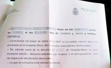 «No duermo pensando que me pueden poner una multa de 1.200 euros»