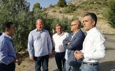 La Diputación ofrece apoyo en la promoción de las Sierras de Jaén tras el incendio