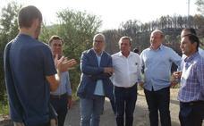 Los autores del incendio de Jabalcuz ya han sido localizados