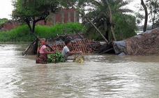 Ya son 81 los turistas españoles atrapados por las lluvias en Nepal