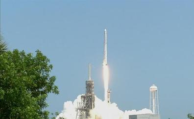 Lanzado el primer superordenador al espacio, pensado para ir a Marte